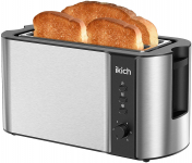 4-Slice Toaster from IKICH Store for £35.99