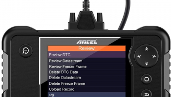 ANCEL FX2000 Vehicle Automotive Car Diagnostic Scan Tool for $127.49