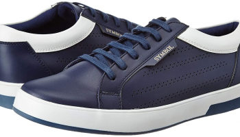 Amazon Brand Symbol Men's PU Sneakers for ₹356