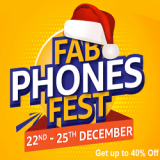 Amazon.in – Fab Mobiles Fest Up to 40% Off Price