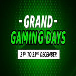 Amazon.in – Get Up To 50% Off On Grand Gaming Days