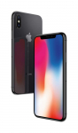 Apple iPhone X (256GB) for ₹68,999