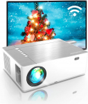BOMAKER 7200 Native 1080P Projector for £169.96
