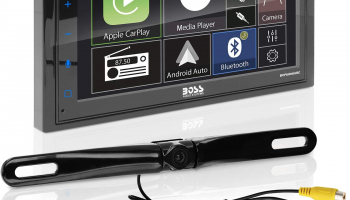 BOSS Audio Systems Car Multimedia Player for $158.09