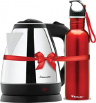 Butterfly Rapid Kettle 1.5 Litre + Eco 750 Ml Water Bottle for ₹699