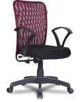 Green Soul Seoul Mid Back Chair with Breathable Mesh for ₹3,290