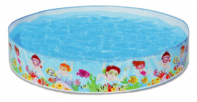 Intex Snap Set Paddling Water Pool for Kids (5ft) for ₹801