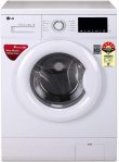 LG 6.0 Kg 5 Star Inverter Fully-Automatic Front Load Washing Machine for ₹23,490