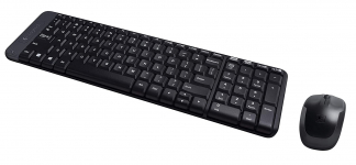 Logitech MK215 Wireless Keyboard and Mouse Combo for ₹1,299
