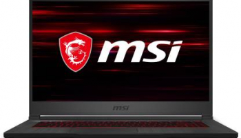 MSI GF65 Thin Core i7 9th Gen Gaming Laptop for ₹89,990