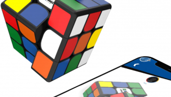 Rubik's Connected Electronic App-Enabled Cube for $42.45