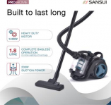 Sansui Whirlwind Bagless Dry Vacuum Cleaner for ₹4,199