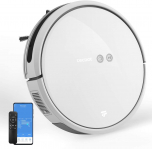 TECBOT Automatic Vacuum Cleaner Robot with Alexa for $143.64