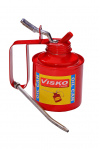 Visko Tools Steel Paint Oil Can for ₹115