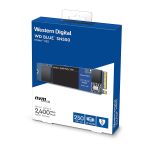 WD Blue PCIe NVMe 250GB SSD for ₹3,474