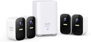 eufy Security 2C 4-Cam Kit for $294.09